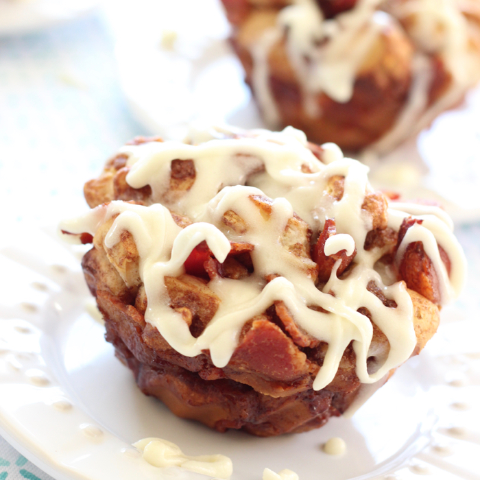 rhodes cinnamon bacon bombs messes to memories. Black Bedroom Furniture Sets. Home Design Ideas